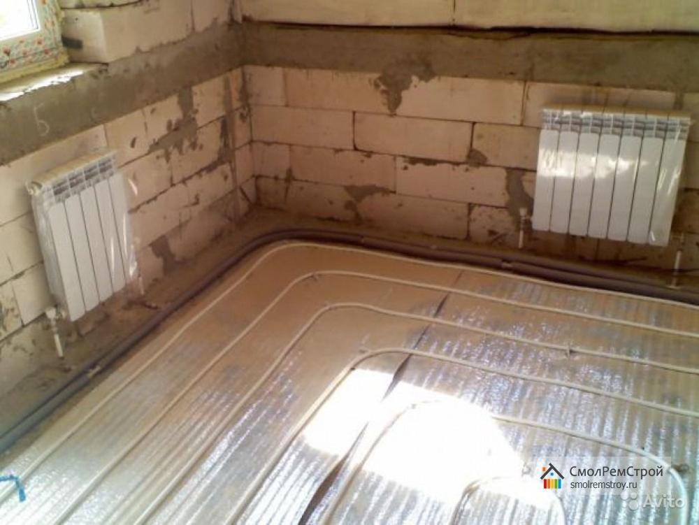 Отопление частного дома жидким топливом