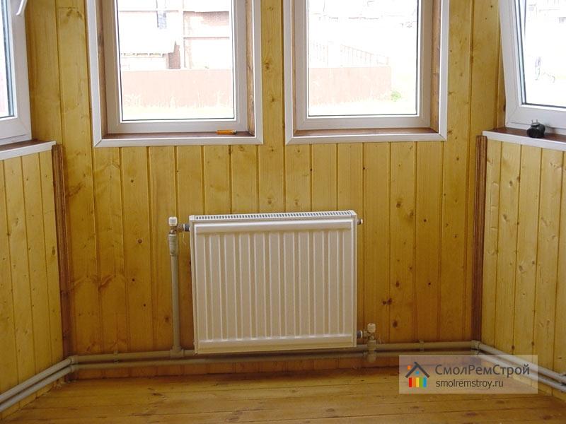 Отопление дома своими руками схемы