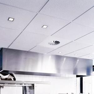 Акустические потолки и подвесные системы «Амстронг»