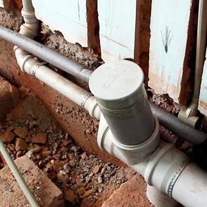Подключение к существующей системе водоснабжения