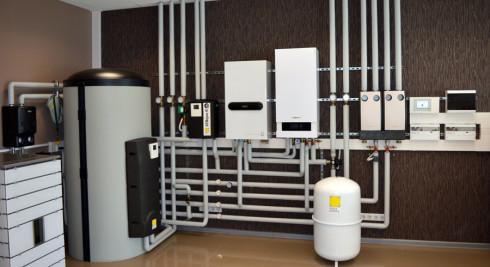 Водяное отопление в частном доме