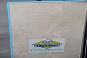 TEPLOFOM+PL со слоями фанеры